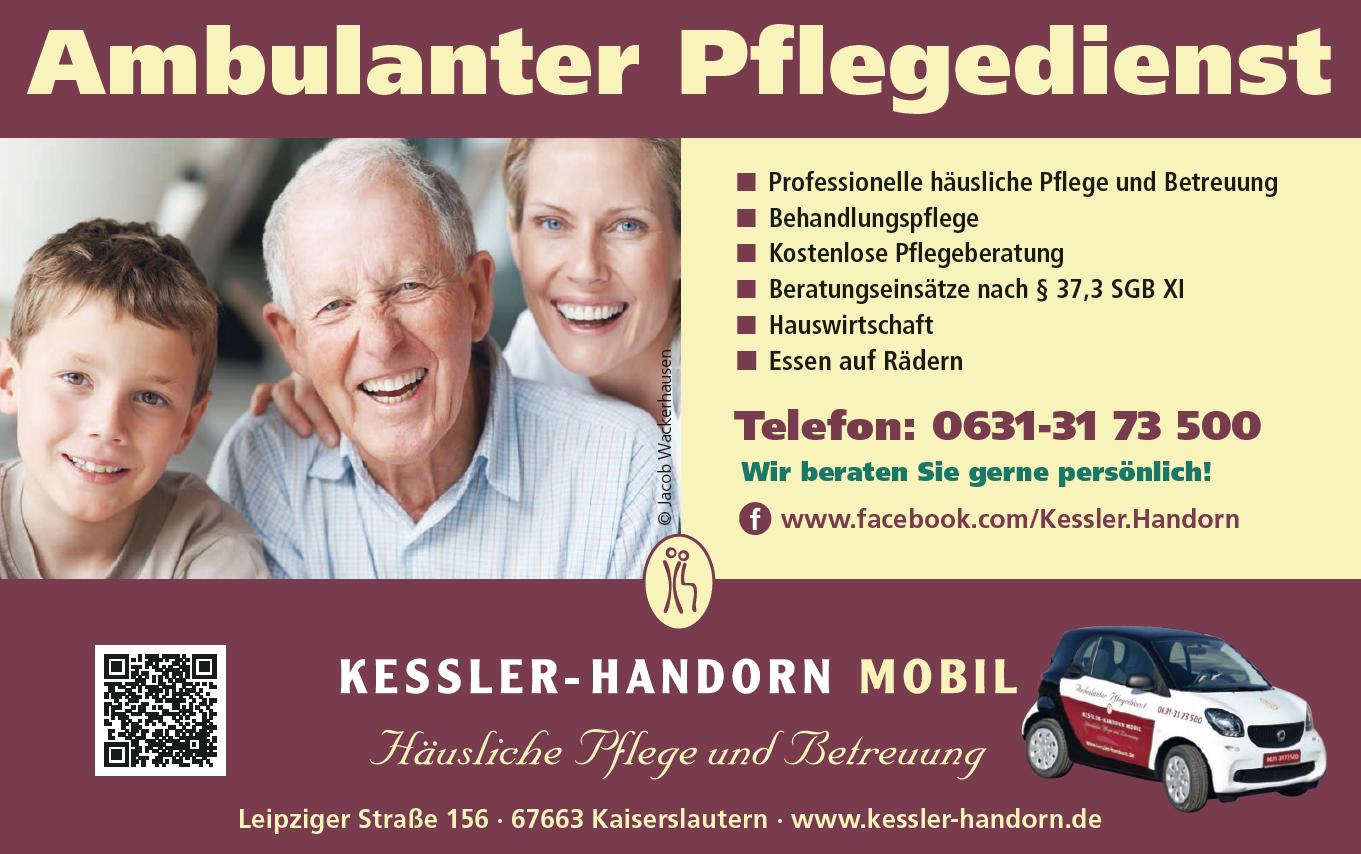 Kessler Handorn mobil
