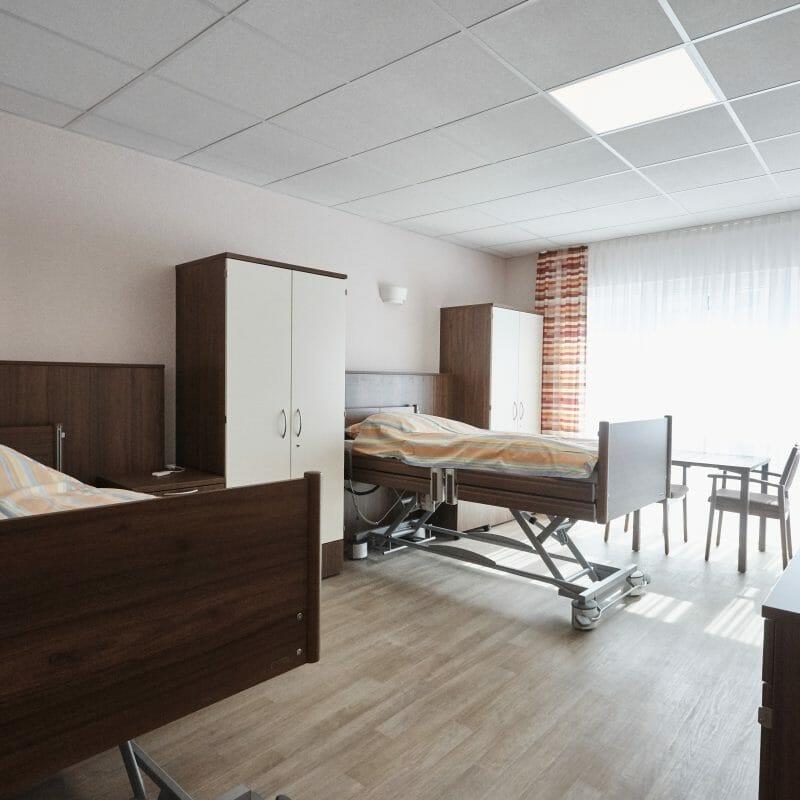 Bewohnerzimmer stationäre Pflege 2
